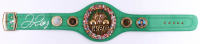 Floyd Mayweather Jr. Signed Full-Size WBC Championship Belt (Beckett Hologram & Sports Integrity COA) at PristineAuction.com