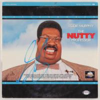"Eddie Murphy Signed ""The Nutty Professor"" Vinyl Record Album Cover (PSA COA) at PristineAuction.com"