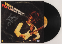 "Steve Miller Signed Steve Miller Band ""Fly Like an Eagle"" Vinyl Record Album Cover (PSA COA) at PristineAuction.com"