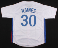 Tim Raines Signed Jersey (JSA COA) at PristineAuction.com