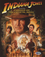 "Karen Allen Signed ""Indiana Jones and the Kingdom of the Crystal Skull"" 8x10 Photo Inscribed ""All the Best,"" (Beckett COA) at PristineAuction.com"