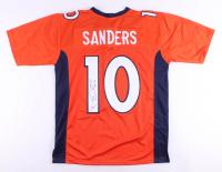 Emmanuel Sanders Signed Jersey (PSA COA) at PristineAuction.com