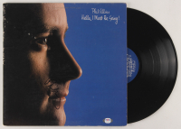 "Phil Collins Signed ""Hello, I Must Be Going!"" Vinyl Record Album Cover (PSA COA) at PristineAuction.com"