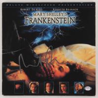 "Robert De Niro Signed ""Mary Shelley's Frankenstein"" Vinyl Record Album Cover (PSA COA) at PristineAuction.com"