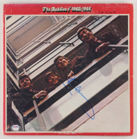 "Paul McCartney Signed The Beatles ""1962–1966"" Vinyl Record Album Cover (PSA LOA) at PristineAuction.com"