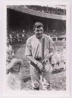 "Historical Photo Archive - Babe Ruth ""Young at Heart"" Limited Edition 16.5x22 Fine Art Giclee on Paper #/375 (PA LOA) at PristineAuction.com"