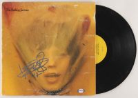 "Keith Richards Signed The Rolling Stones ""Goats Head Soup"" Vinyl Record Album Cover (PSA LOA) at PristineAuction.com"