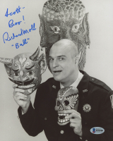 """Richard Moll Signed """"Night Court"""" 8x10 Photo Inscribed """"Boo!"""" & """"Bull"""" (Beckett COA) at PristineAuction.com"""