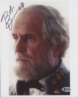 """Robert Duvall Signed """"Gods and Generals"""" 8x10 Photo (Beckett COA) at PristineAuction.com"""