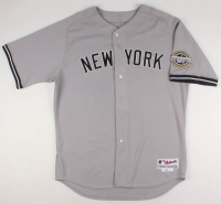 Joba Chamberlain Game-Used New York Yankees Jersey (Steiner LOA) at PristineAuction.com