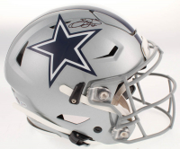 Emmitt Smith Signed Dallas Cowboys Full-Size Authentic On-Field SpeedFlex Helmet (Beckett COA & Prova COA) at PristineAuction.com