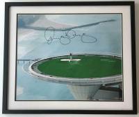 "Rory McIlroy Signed ""Top of the Tower"" 24x28 Custom Framed Photo (UDA COA) at PristineAuction.com"