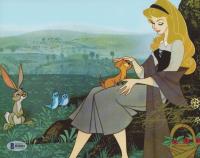"Mary Costa Signed ""Sleeping Beauty"" 8x10 Photo Inscribed ""Sleeping Beauty"" (Beckett COA) at PristineAuction.com"