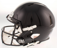 Ben Roethlisberger Signed Steelers Full-Size Authentic On-Field Speed Helmet (Beckett COA & Fanatics Hologram) at PristineAuction.com