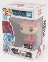 "Amber Heard Signed ""Aquaman"" Mera #250 Funko Pop Vinyl Figure (PSA COA) at PristineAuction.com"