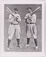 """Historical Photo Archive - """"Ty Cobb & Joe Jackson"""" Limited Edition 16.5x22 Fine Art Giclee on Paper #/375 (PA LOA) at PristineAuction.com"""
