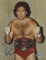 Tully Blanchard Signed WWE 8x10 Photo (Beckett COA) at PristineAuction.com