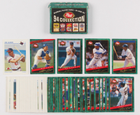 Lot of (55) Baseball Cards with 1994 Post #13 Tony Gwynn, 1994 Post #25 Cal Ripken, 1994 Post #1 Mike Piazza, 1994 Post #15 Ken Griffey Jr., 1991 Line Drive AA #443 Tim Salmon at PristineAuction.com