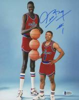 Muggsy Bogues Signed Washington Bullets 8x10 Photo (Beckett COA) at PristineAuction.com