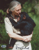 Jane Goodall Signed 8x10 Photo (Beckett COA) at PristineAuction.com