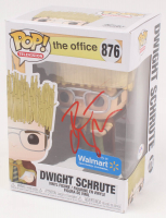 "Rainn Wilson Signed ""The Office"" Dwight Schrute #876 Funko Pop Vinyl Figure (PSA COA) at PristineAuction.com"