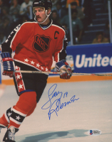 Larry Robinson Signed Montreal Canadiens 8x10 Photo (Beckett COA) at PristineAuction.com