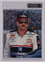 Dale Earnhardt Signed 8x10 Photo (BGS Encapsulated) at PristineAuction.com