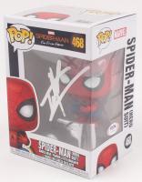 "Tom Holland Signed ""Spider-Man: Far From Home"" Spider-Man #468 Funko Pop Vinyl Figure (PSA COA) at PristineAuction.com"
