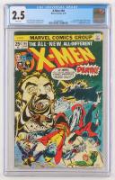 """1975 """"Uncanny X-Men"""" Issue #94 Marvel Comic Book (CGC 2.5) at PristineAuction.com"""
