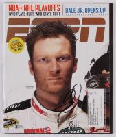 Dale Earnhardt Jr. Signed 2008 ESPN Magazine (Beckett COA) at PristineAuction.com