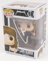 "Lars Ulrich Signed ""Metallica"" Lars Ulrich #58 Funko Pop Vinyl Figure (PSA COA) at PristineAuction.com"