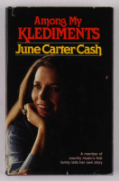 """June Carter Cash Signed """"Among My Klediments"""" Hard-Cover Book (Beckett COA) at PristineAuction.com"""