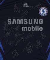 2006-07 Chelsea F.C. Jersey Team-Signed by (14) with Petr Cech, Frank Lampard, Michael Ballack, John Terry, Arjen Robben, Wayne Bridge, Michael Essien (Beckett LOA) at PristineAuction.com