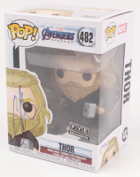 "Chris Hemsworth Signed ""Avengers: Endgame"" Thor #482 Funko Pop Vinyl Figure (PSA COA) at PristineAuction.com"