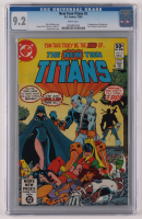 "1980 ""New Teen Titans"" Issue #2 Marvel Comic Book (CGC 9.2) at PristineAuction.com"