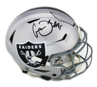Clelin Ferrell Signed Oakland Raiders Full-Size Authentic On-Field SpeedFlex Helmet (Radtke COA) at PristineAuction.com