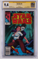 "Steve Leialoha Signed 1986 ""Star Wars"" Issue #103 Marvel Comic Book (CGC 9.4) at PristineAuction.com"