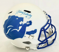 Kenny Golladay Signed Detroit Lions AMP Alternate Full-Size Speed Helmet (JSA COA) at PristineAuction.com