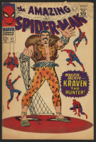 "1967 ""The Amazing Spider-Man"" Issue #47 Marvel Comic Book at PristineAuction.com"