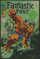 "1968 ""Fantastic Four"" Issue #79 Marvel Comic Book at PristineAuction.com"