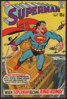 "1970 ""Superman"" Issue #226 DC Comic Book at PristineAuction.com"