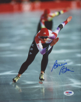 Bonnie Blair Signed Team USA 8x10 Photo (PSA COA) at PristineAuction.com