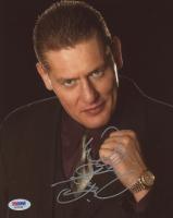 William Regal Signed WWE 8x10 Photo (PSA COA) at PristineAuction.com
