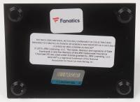 Dale Earnhardt Jr. NASCAR Race-Used Sheet Metal Display (Fanatics COA) at PristineAuction.com