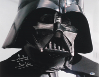 """David Prowse Signed """"Star Wars: The Empire Strikes Back"""" 16x20 Photo Inscribed """"Is Darth Vader"""" (Beckett COA) at PristineAuction.com"""