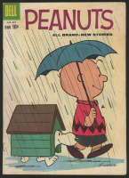"Vintage 1960 ""Peanuts"" Issue #6 Dell Comic Book at PristineAuction.com"