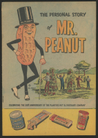 "Vintage 1956 ""The Personal Story Of Mr Peanut"" Issue #1 Comic Book at PristineAuction.com"