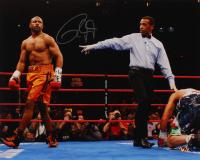 Roy Jones Jr. Signed 16x20 Photo (MAB Hologram) at PristineAuction.com