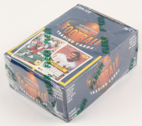 1992 Fleer Football Unopened Box with (36) Packs at PristineAuction.com