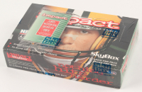 1995 Skybox Impact Football Hobby Box of (36) Packs at PristineAuction.com